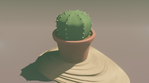 Cactus preview image