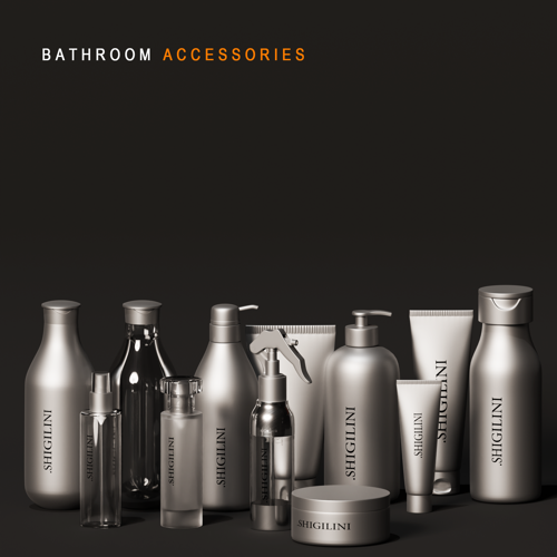 Bathroom accessories preview image