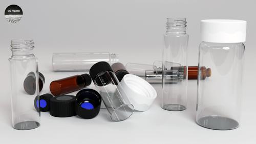 Standard Laboratory Vials preview image