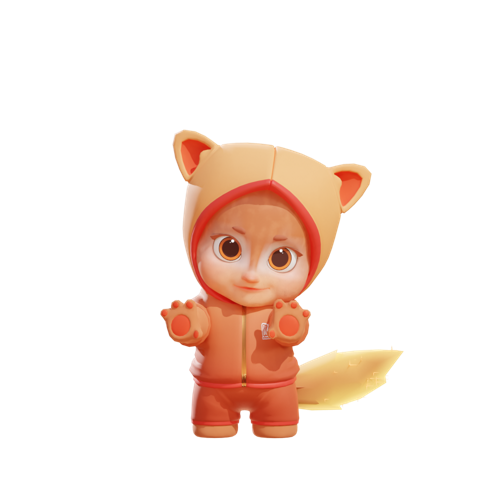 Baby Lion  preview image
