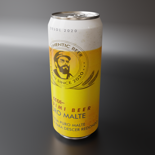 Generic Beverage Can preview image