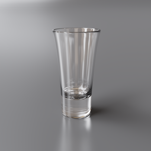 Vodka Glass preview image