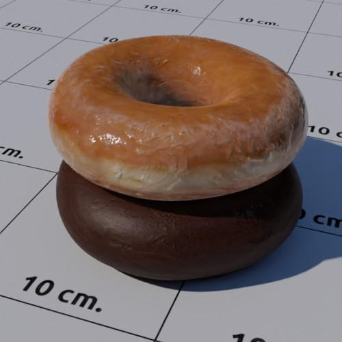 Two Donuts preview image