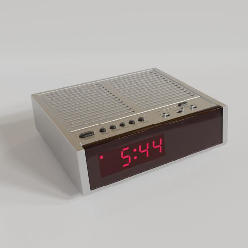 Alarm Clock (Late 1980s) preview image