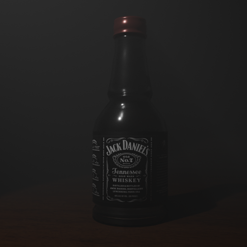 Whiskey Bottle preview image