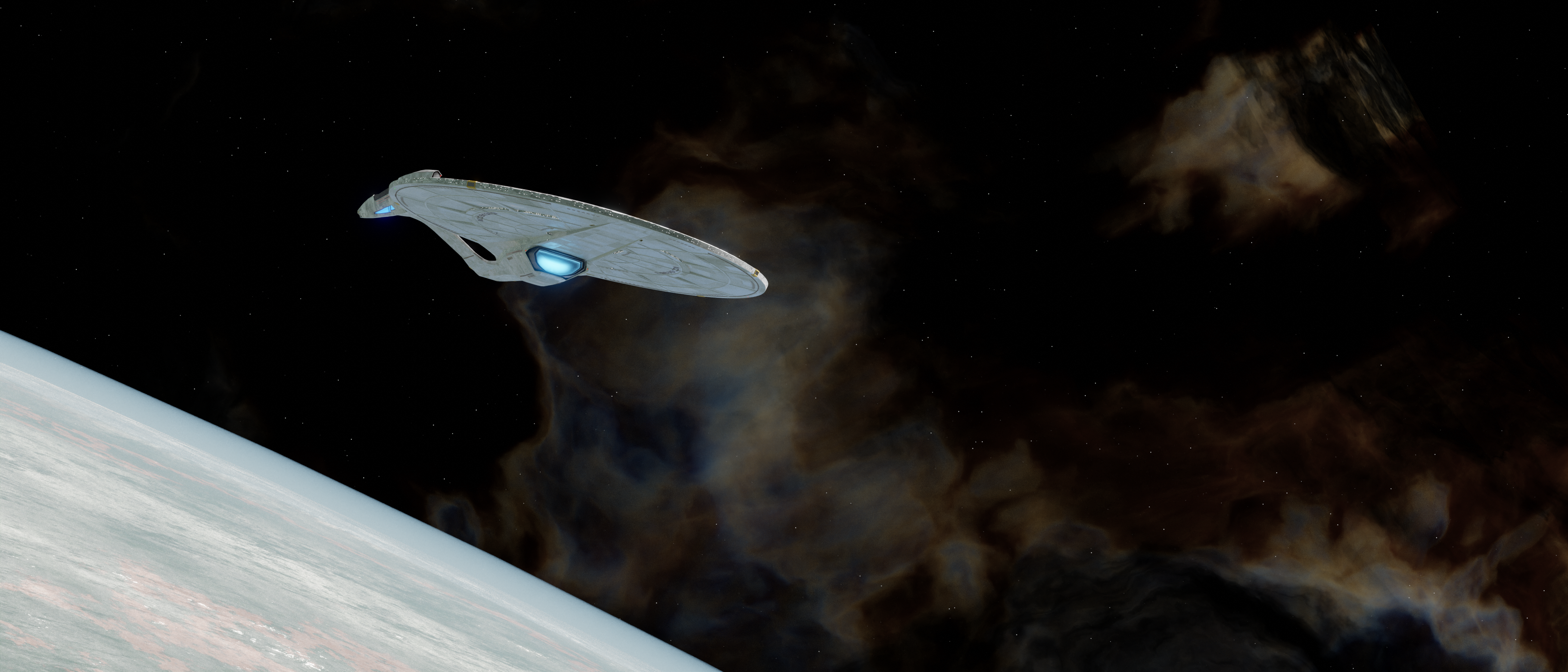 Starship Hull Material preview image 3