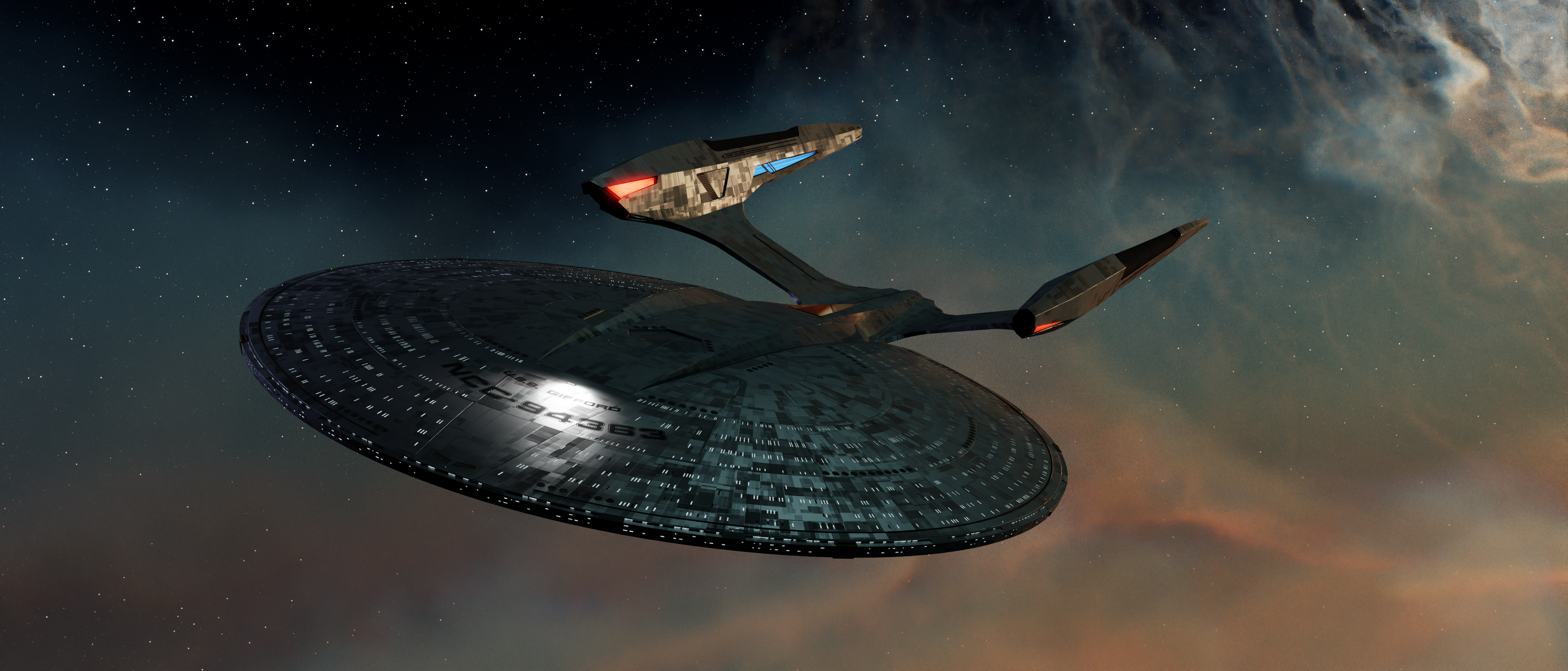 Starship Hull Material preview image 2