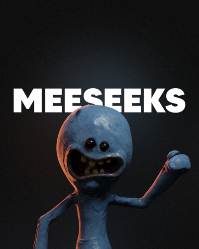 MEESEEKS [ 2K RIGGED ] preview image