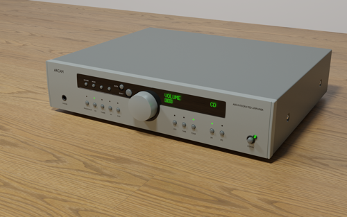 My Arcam A85 Amplifier preview image