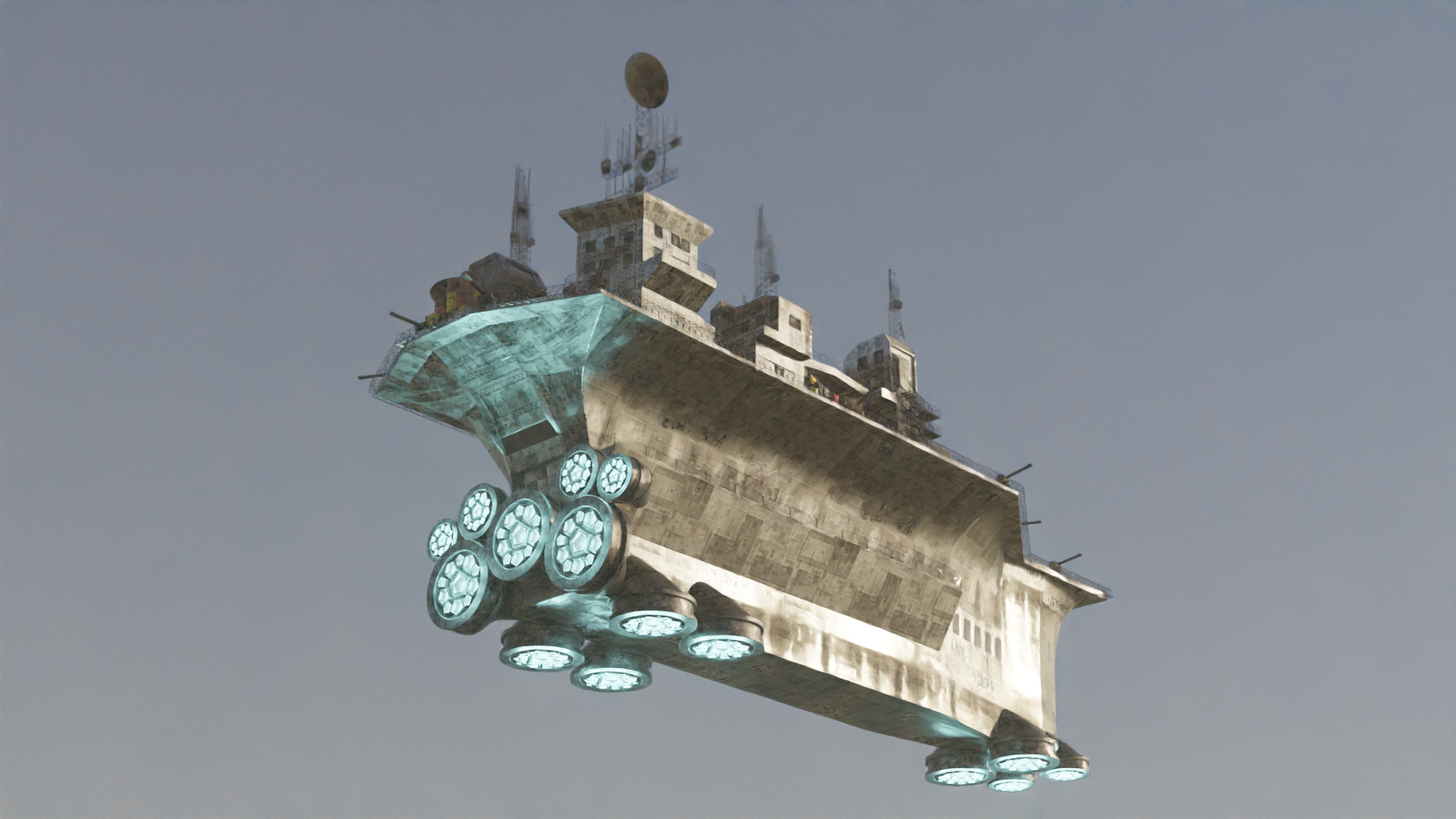 Aircraft carrier...? preview image 3