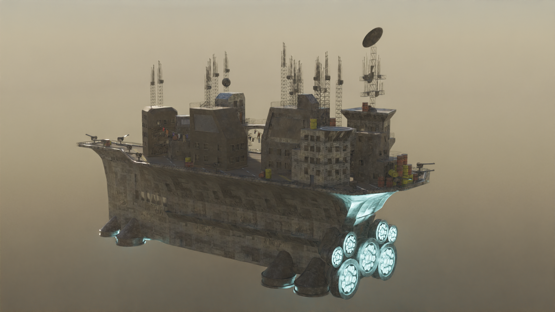 Aircraft carrier...? preview image 4