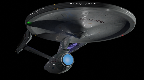 U.S.S. Enterprise NCC-1701 preview image