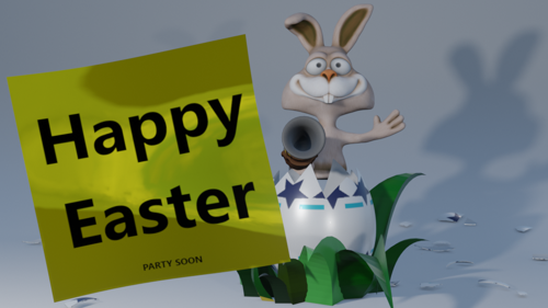 Happy Easter 2021 preview image
