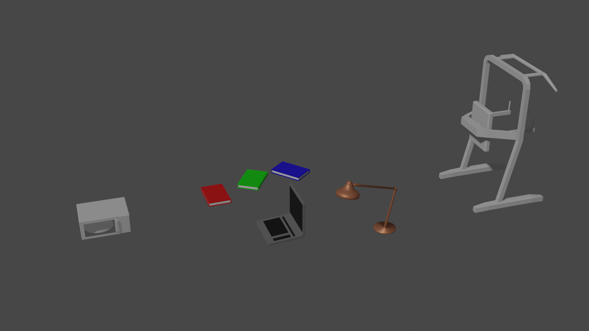 Low Poly Furniture  preview image 5