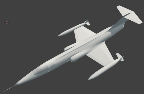 F104 Starfighter preview image