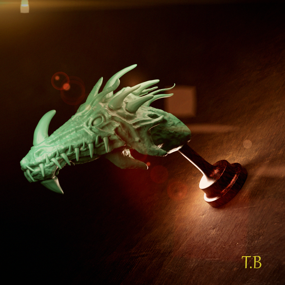 Epic Dragon render =) preview image 1