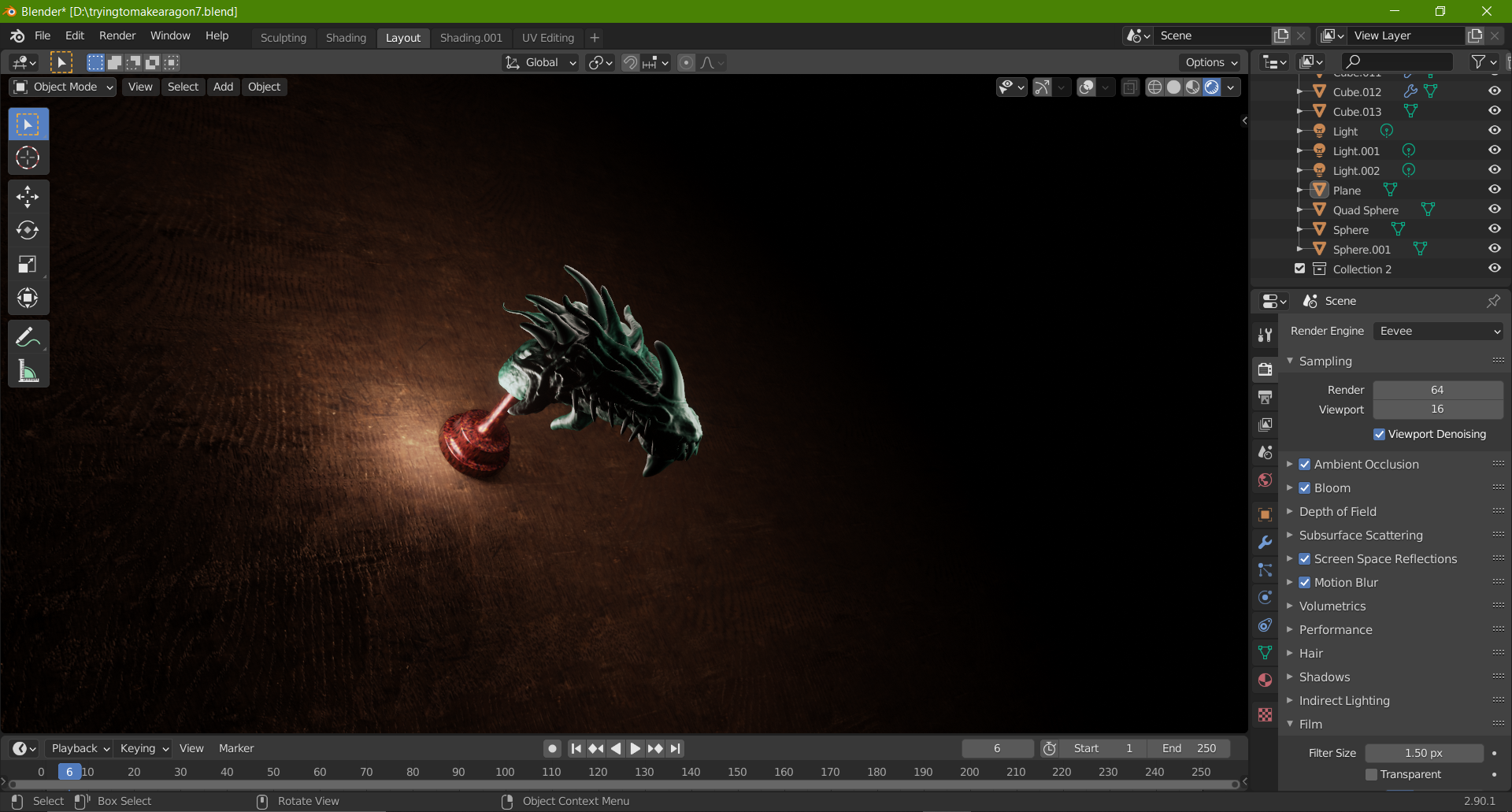 Epic Dragon render =) preview image 2