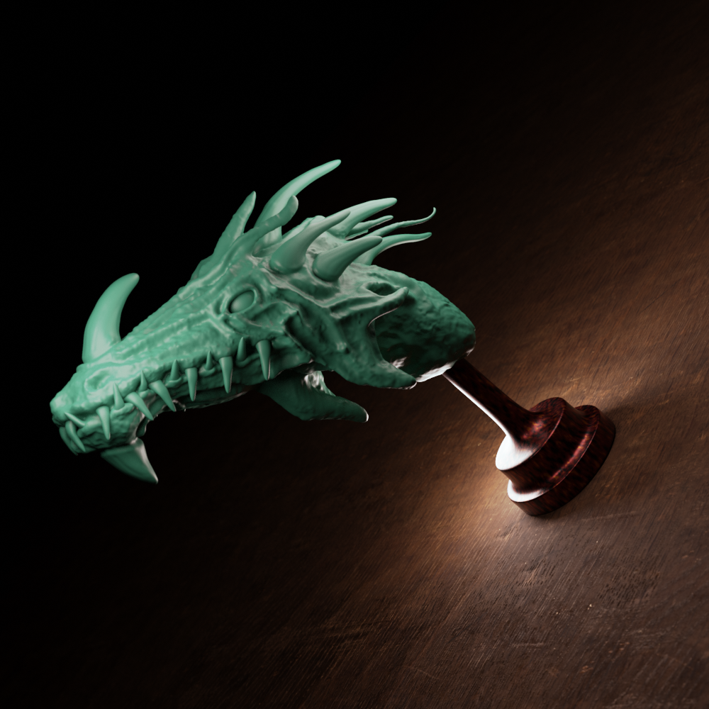 Epic Dragon render =) preview image 5