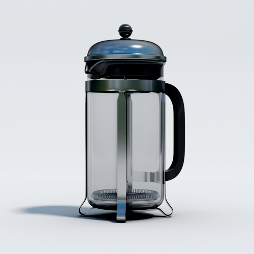 French Press Coffee Maker  preview image