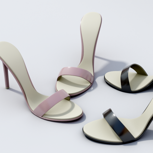 Female High Heel Sandals preview image