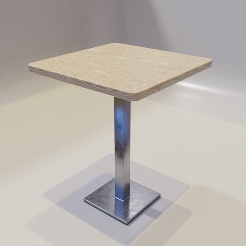 Coffee Shop Table preview image