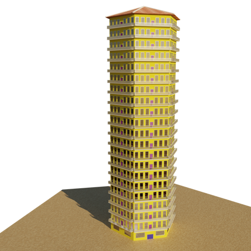 Appartment Tower preview image