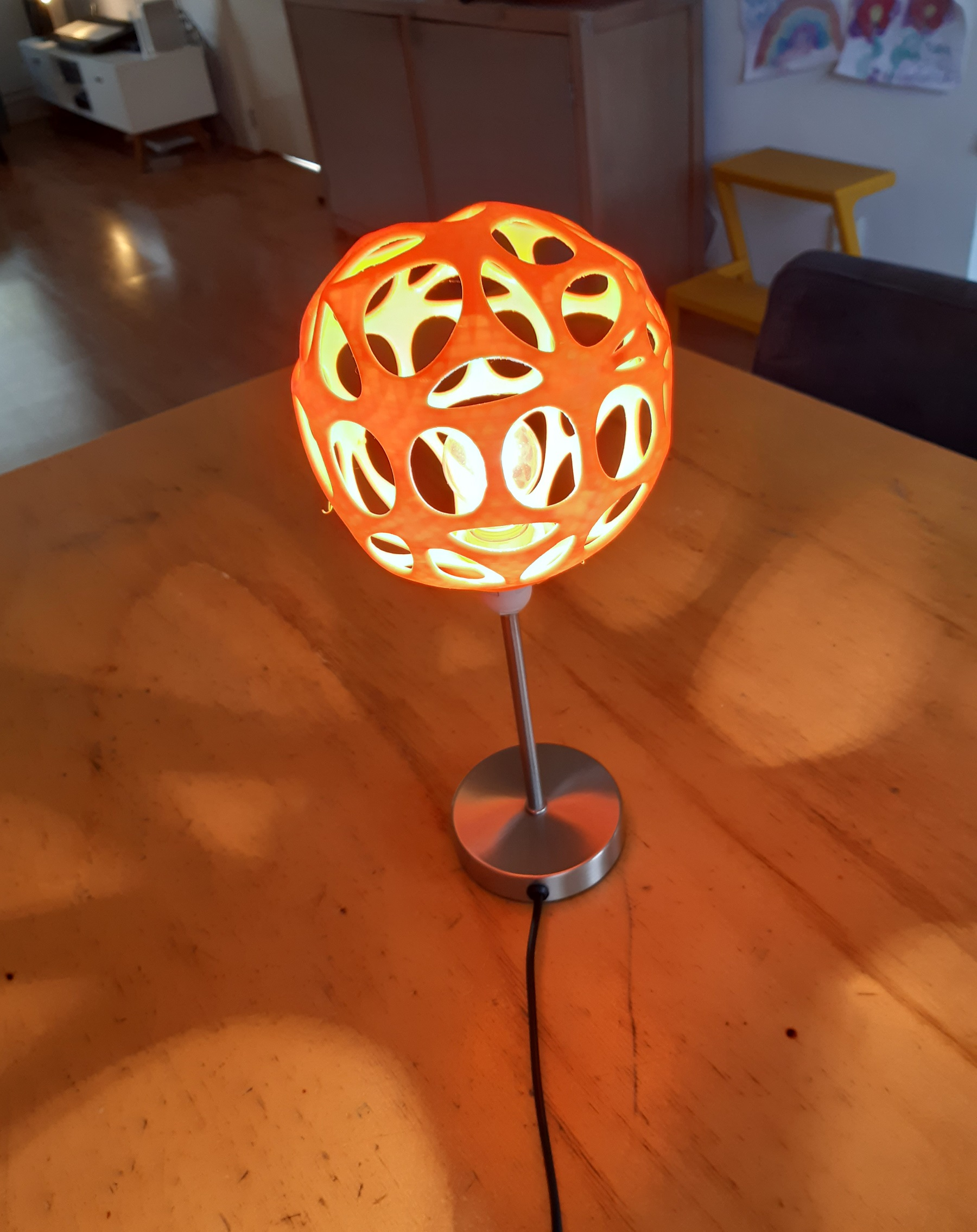 My 70s table lamp preview image 4