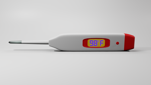 Digital Thermometer preview image
