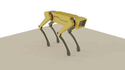 Robot dog preview image